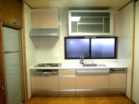 一般住宅台所改造工事