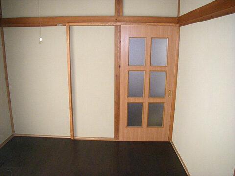 一般住宅和室から洋室への模様替え工事
