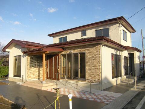 T様邸住宅新築工事